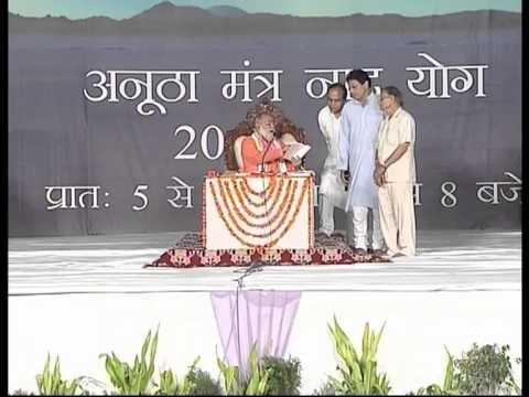 Brahmrishi Shree Kumar Swamiji's DIVINE, JAPANESE PARK  DELHI SAMAGAM ON  JUNE 2015 ~ 1st DAY