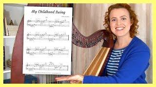 My Childhood Swing: beginner sheet music!