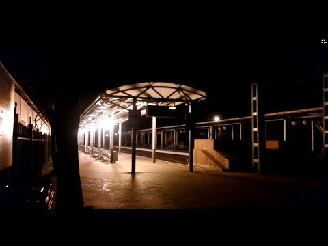 Светлогорск/Ра́ушен-2. Вечер! Санатории, вокзал, Царевна-Лягушка – улица Ленина! Спуск к морю