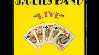 """The J. Geils Band """"Looking For A Love"""""""