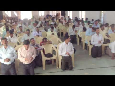 The Holy GOD Ministries India Karnataka Pastors Conference Ps Johnson Veerapaneni