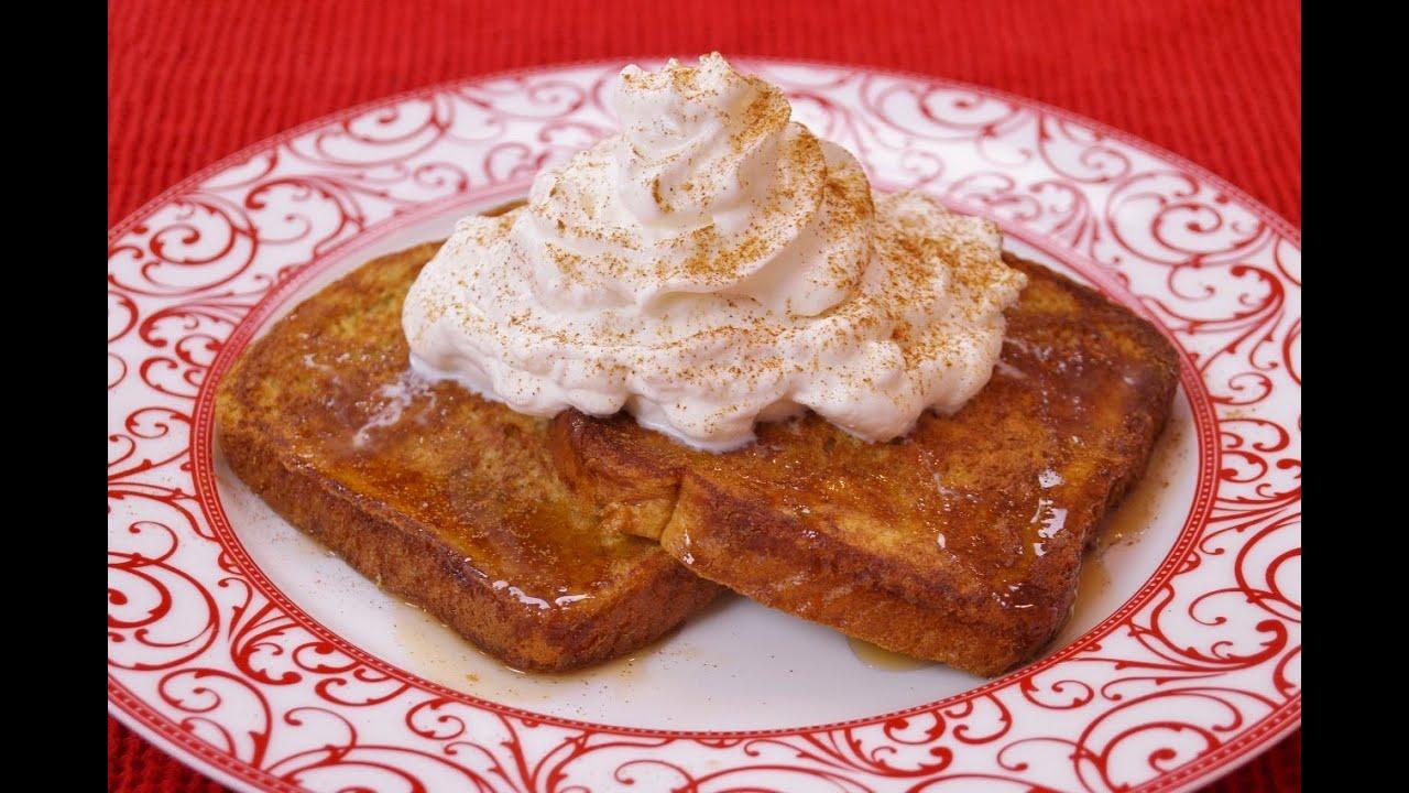 How To Make French Toast Recipe: Diane Kometadishin' With Di #52