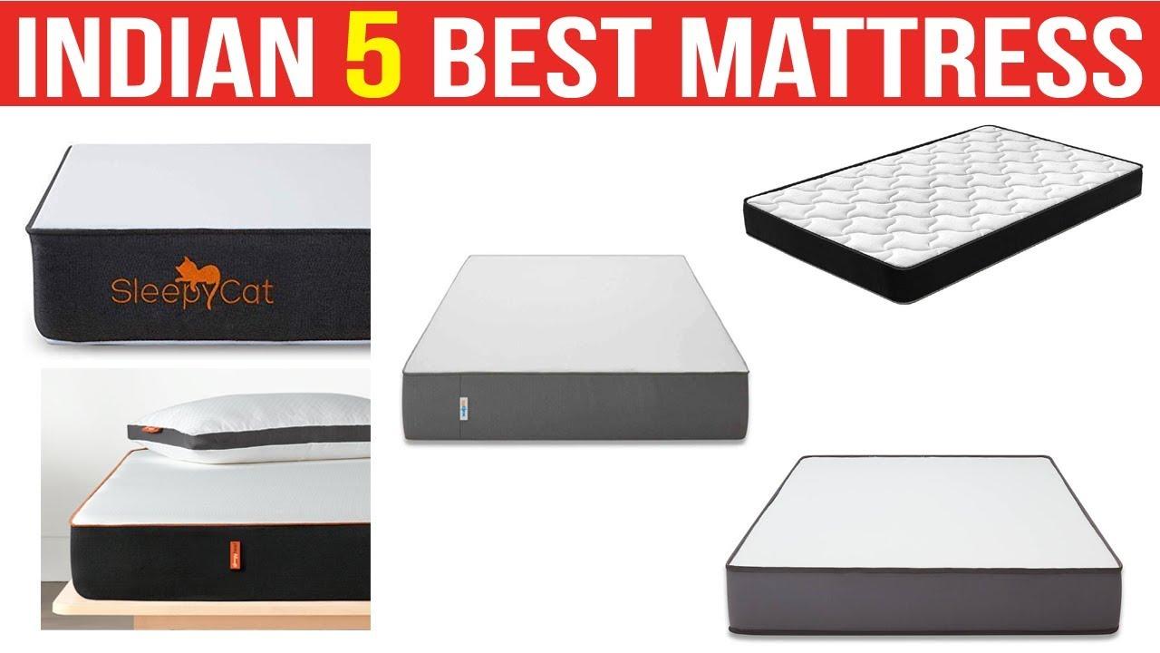 the best attitude 93b9c d560e Top 5 Best Mattress Brands in India 2019 - Best Bed Mattress