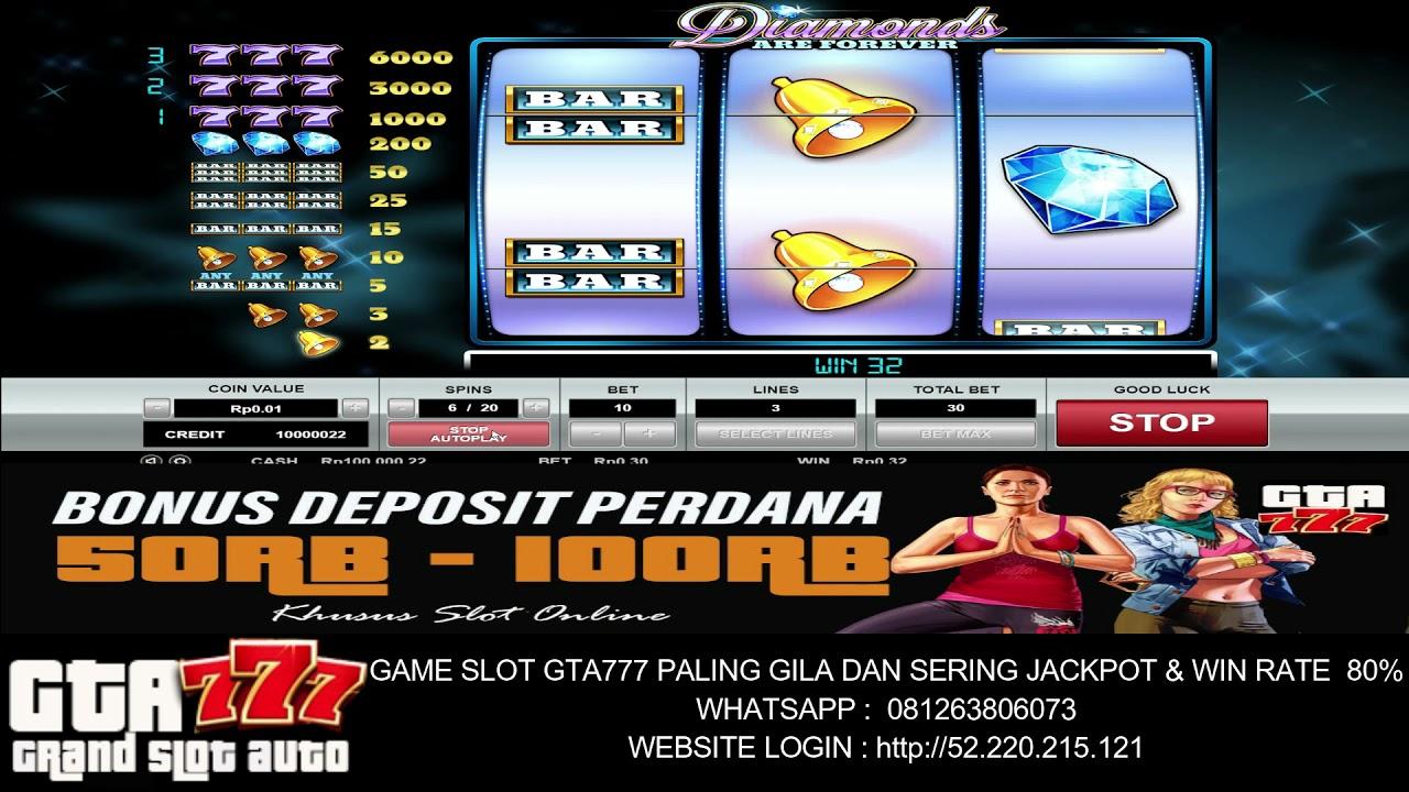 Judi Game Slot Online Deposit Via Aplikasi Ovo - YouTube