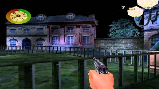 Medal of Honor Underground PSX HD Mission 1 Chapter 1 Gameplay