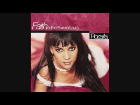 Клип Rozalla - Faith