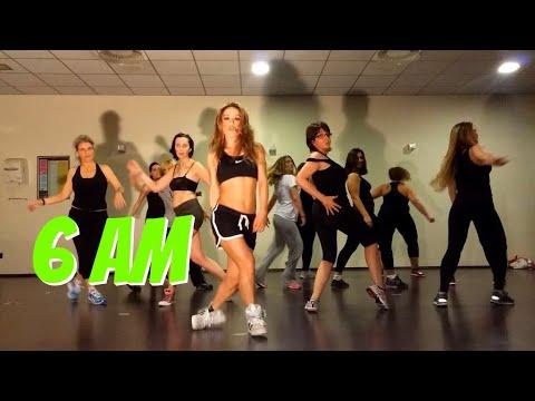 ZUMBA-6 Am (J Balvin ft Farruko)...*Istruttrice e coreografa LAURA MESI