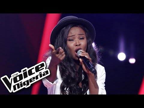 "Itunu Ogunyemi sings ""Don't let me down"" / Blind Auditions / The Voice Nigeria Season 2"