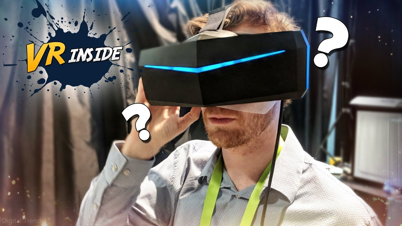 VR Inside Podcast -  Pimax 8K Delayed Again, Vive Pro Bundle & Apple T288 AR / VR  Headset (Ep.3