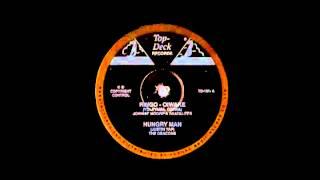 JOHNNY MOORE & THE SKATALITES - Ringo Oiwake (1965 Top deck 10 inches repress)