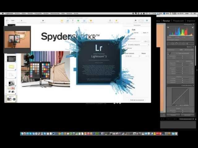 datacolor spyder 4 software