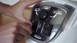 Інструкція до пилососа Pro-aqua: Електрична щітка вибивачка