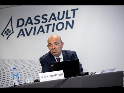 2021 first half-year results - Dassault Aviation