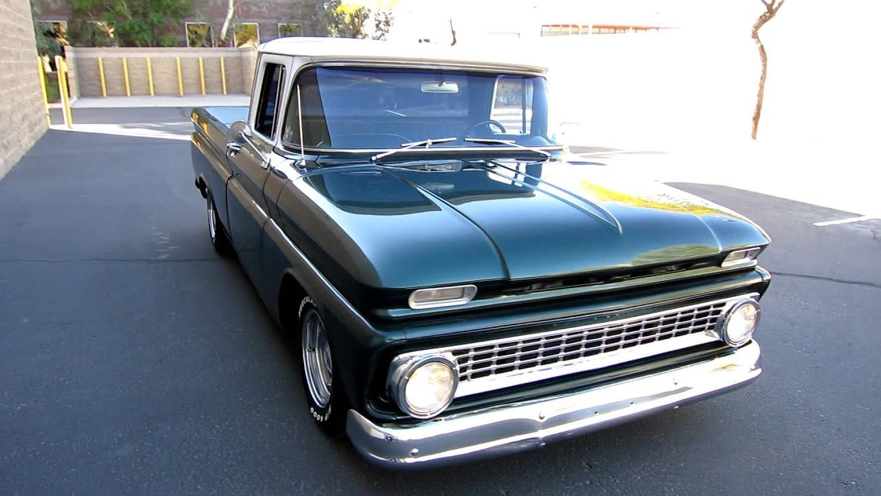 1963 chevrolet c10 custom cab short bed 350ci for sale in scottsdale