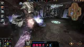 "SMITE (JUEGO GRATIS): ""IMPARABLE!!"" Thanatos (Jungla)"