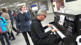 Girl Reacts in Astonishment To Her Piano Solo Make-Over
