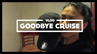 GOODBYE CRUISE - DAILY VLOG - 14