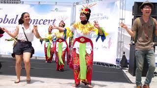 Download lagu Poco Poco @ Seoul Global Concert