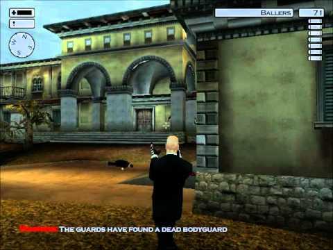 hitman 2 silent assassin iso download
