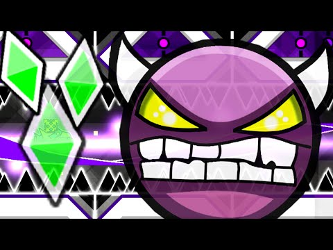 Attempting The Furious! Geometry Dash Demon