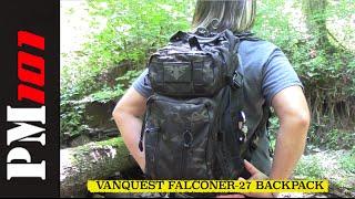 Vanquest Falconer-27 Organizational Backpack - Preparedmind101