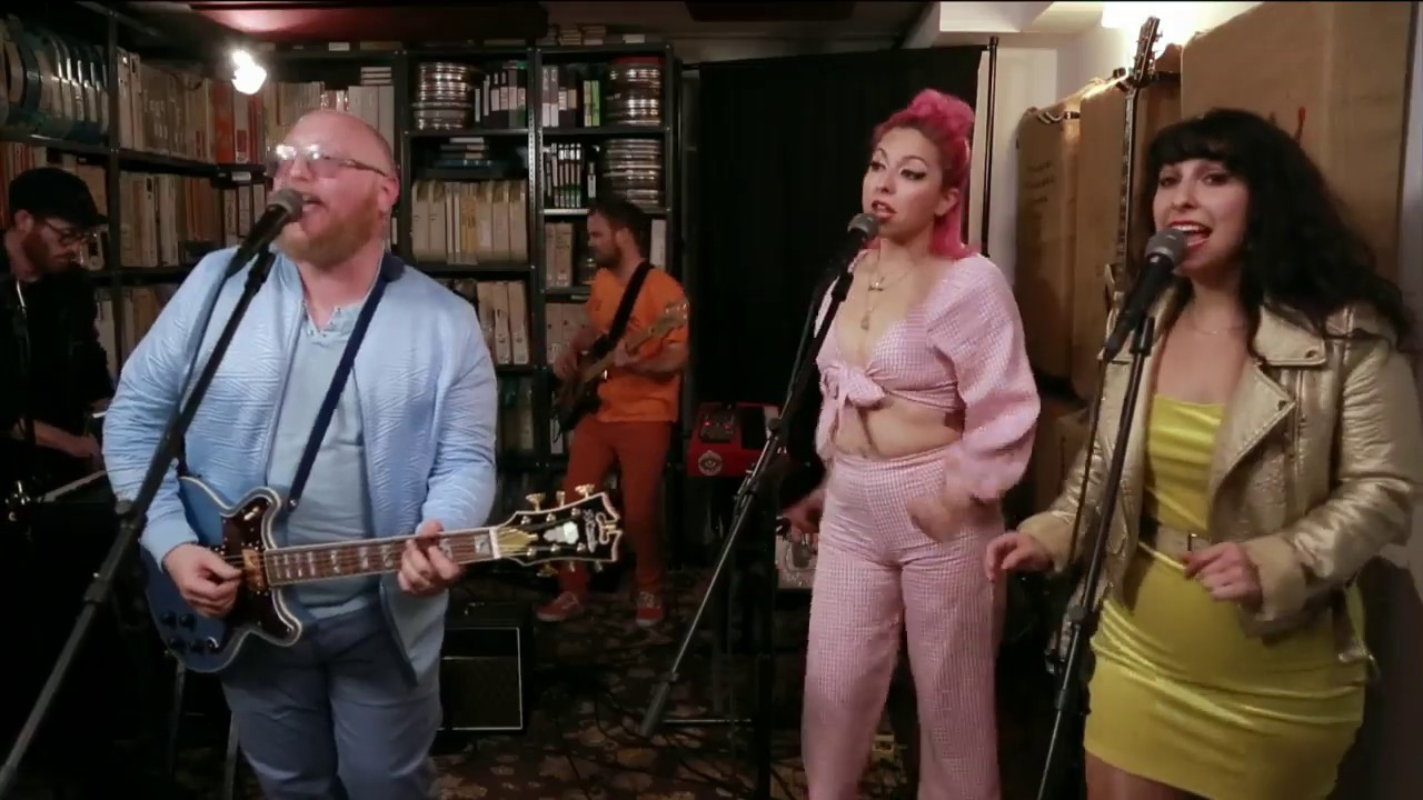 Turkuaz at Paste Studio NYC live from The Manhattan Center