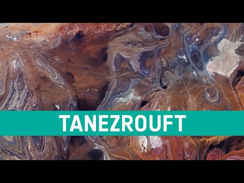 Earth from Space: Tanezrouft