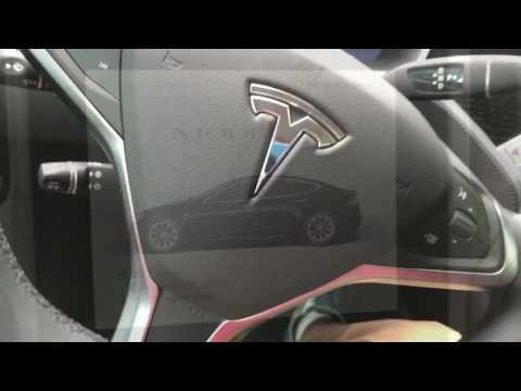 I rented a Tesla