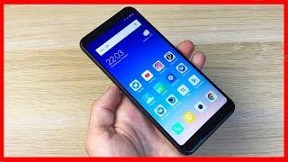 МЕСЯЦ С Xiaomi Redmi 5 Plus - ВПЕЧАТЛЕНИЯ, ПЛЮСЫ И МИНУСЫ