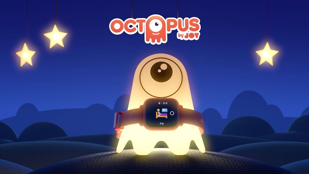 Octopus Watch V2 Motion Edition | JOY FAMILYTECH