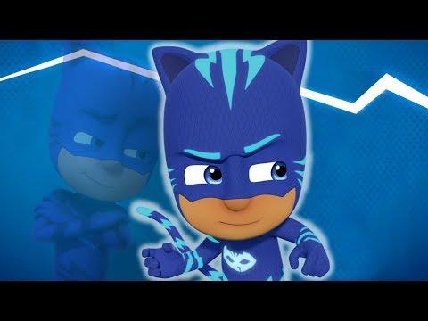 PJ Masks Full Episodes | PJ Masks Catboy's Coolest Moments! | Cartoons for Kids