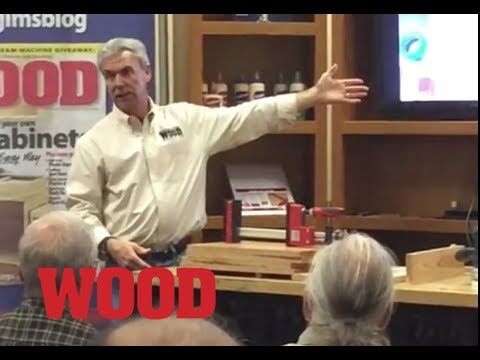 Solid-wood Panel Glue-ups with Jim Heavey -- WOOD magazine