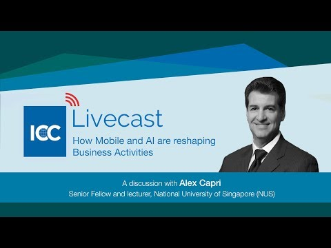 ICC Livecast - Impact Of Artificial Intelligence