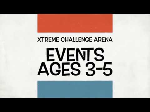 Xtreme Challenge Arena Events Ages 3 5