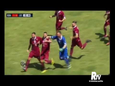 36)REGGINA-JUVE STABIA 1-1 (06-05-2018)