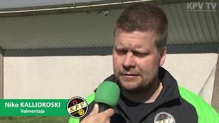 FC Haka - KPV ke 24.5.2018 - Otteluennakko
