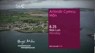 ARFORDIR CYMRU - MON (Dydd Llun 9 Rhagfyr - Sadwrn 14 Rhag) 8.25