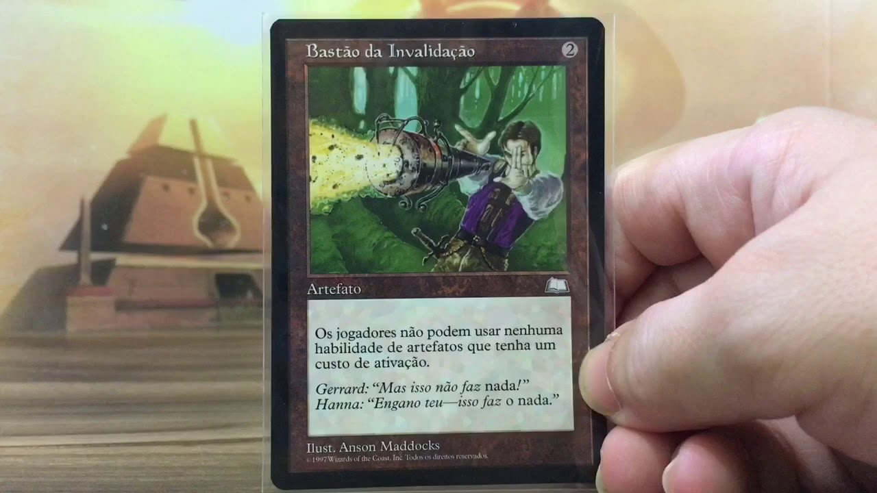 Download IS IT OK TO INVEST IN FOREIGN RESERVED LIST CARDS? Magic The Gathering: MTG