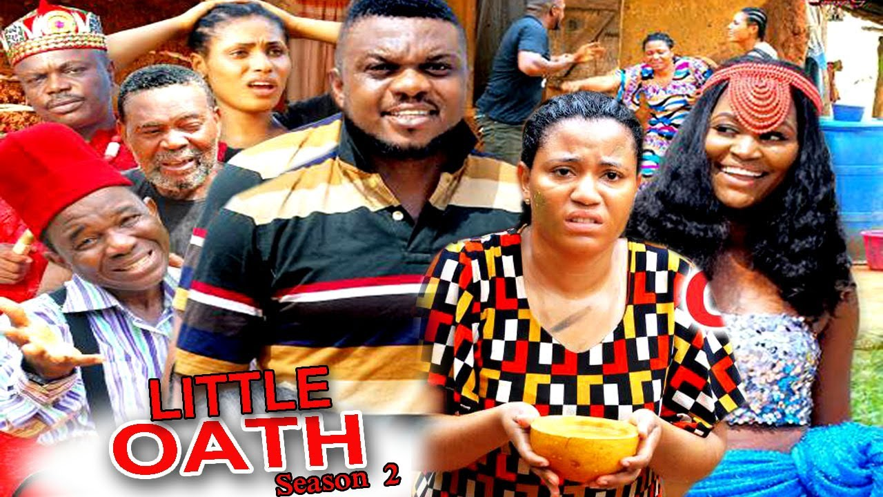 Download Little Oath Season 4 - Ken Erics 2017 Latest Nigerian Nollywood Movie