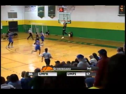 UMFK Men's Basketball vs. University of Maine at Presque Isle - February 15, 2018