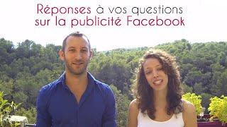 Vos questions sur la publicité Facebook  : réponses de Franck Rocca