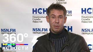 Алексей Панин снимает фильм с дочерью