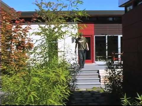 ModernShed Dwelling Shed Tour 3 of 5 YouTube
