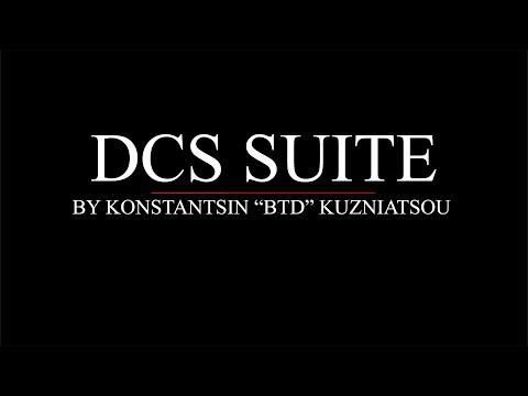 "DCS Musical Suite by Konstantsin ""BTD"" Kuzniatsou"