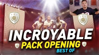 INCROYABLE PACK OPENING FIFA 18 ! (ICÔNES, 1M POINTS FIFA)
