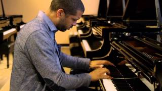 Live from the Factory Floor – Jason Moran Part III: Abstraction & Kite Flying