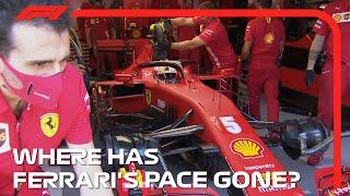 Where Has Ferrari's Pace Gone In 2020?