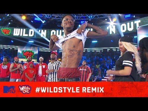Darren Brand & Chico Bean vs. Karlous Miller & Cortez 🔥 | Wild N Out | #WildstyleREMIX