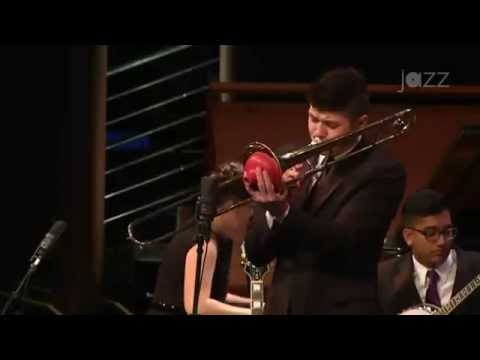 Beloit Memorial High School Jazz 1  Essentially Ellington 2015 Performance Video
