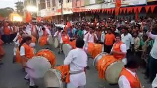 Karimnagar HINDU EKTHA YATRA BAND by girl's